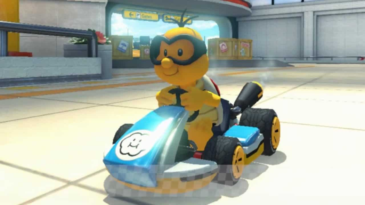 npcs-I-could-fight-superhot-lakitu-mario-kart